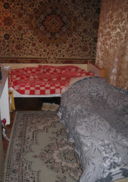<STRONG><FONT size=4>Bedroom in Teachers' Apartment in Moscow 3</FONT></STRONG>