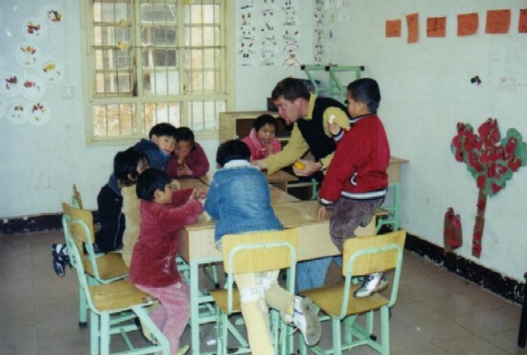 <P align=left><STRONG><FONT face=Verdana,Geneva,Arial,Helvetica,Sans-Serif size=4>Teaching in Kunming</FONT></STRONG></P>